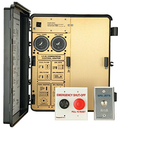 Pentair LX80 ComPool Commercial Pool and Spa Automatic Control System