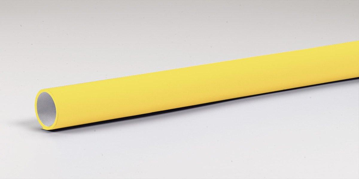 Fadeless Bulletin Board Art Paper, Sunshine Yellow, 24 x 12', 1 Roll 24 x 12' Pacon 0057370 PAC57370