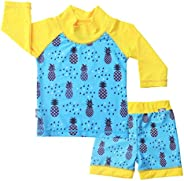 Jan & Jul UPF 50+ Long Sleeve Swim Shirts OR Sets for Baby, Toddler, Kids | Girls or