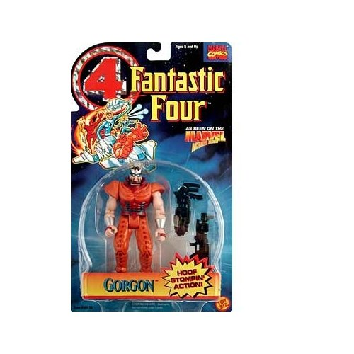 Fantastic Four Gorgon Action Figure by Fantastic - Stores Orland In
