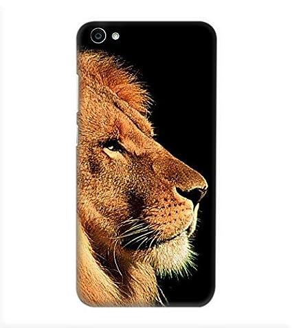 Chaploos Lion Wallpaper 3d Hard Polycarbonate Designer Amazon In