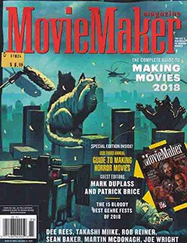 Movie Maker Magazine Issue 85 - 2018 pdf epub