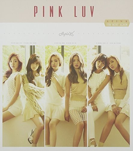 CD : A Pink - Pink Luv (Mini Album) (Asia - Import)