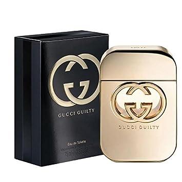 Gucc Guilty Eau De Toilette Spray for Woman, EDT 2.5 fl oz, 75 ml