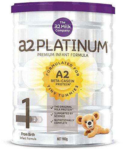 a2 Platinum Premium Baby Formula -  a2 Milk Company
