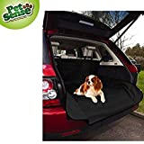Petsense Pet Car Boot Liner Heavy Duty Universal Waterproof Boot Protector Liner Mat With Lip To Protect Car From Scratches, Wear & Tear
