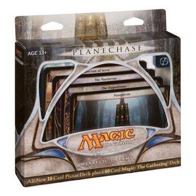Deck Planechase - Magic the Gathering- MTG: Planechase - Metallic Dreams - Game Pack