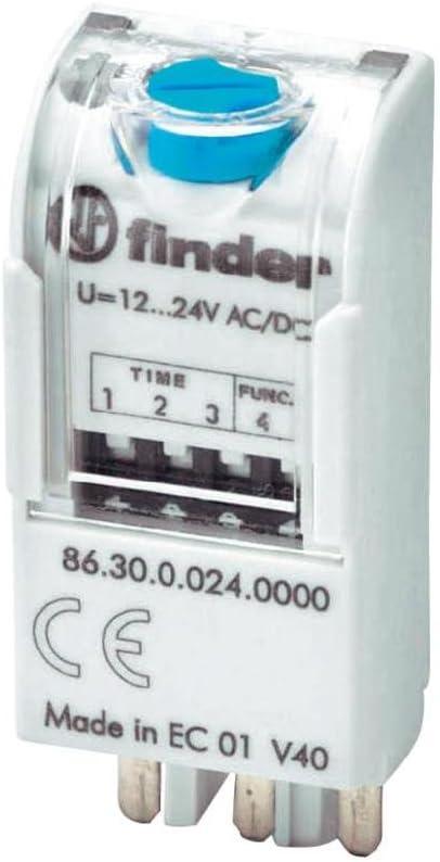 Finder ZEITMODUL 24 V//AC//DC 86.30.0.024.0000