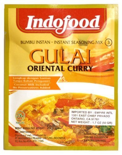 Indofood Gulai - Oriental Curry by Unknown