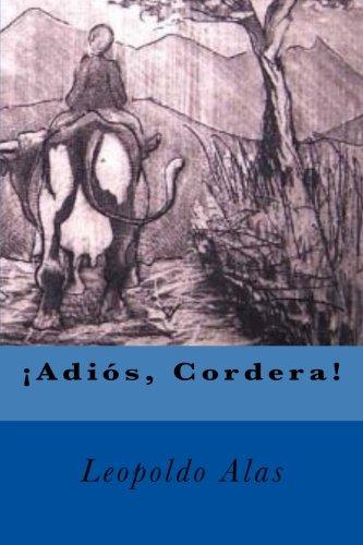 ¡Adios, Cordera!  [Alas, Leopoldo] (Tapa Blanda)