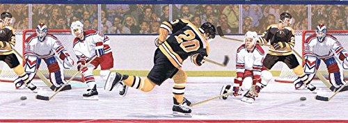 Hockey Wallpaper Border ()