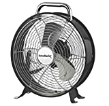 10 metal fan - Fan Retro Metal 10 Inch