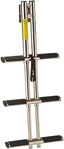 Telescopicing Sport/Dive Ladder with Non-Skid Step Surface[Garelick] Picture