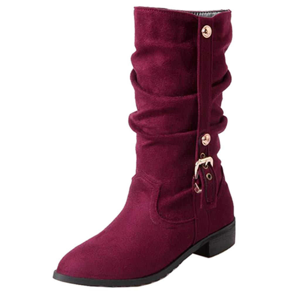 Cocey , Boots 5867 Chelsea Boots , Femme Bordeaux 633227f - piero.space