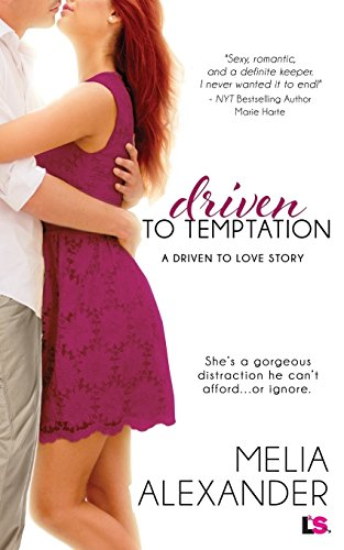 book cover of Driven to Temptation