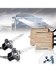 VLAND HID Xenon gloeilampen voorschakelapparaten conversie kit koplamp lampen vervanging voor D2H D2S D2R koplampen 12V 35W 6000K 3200lm