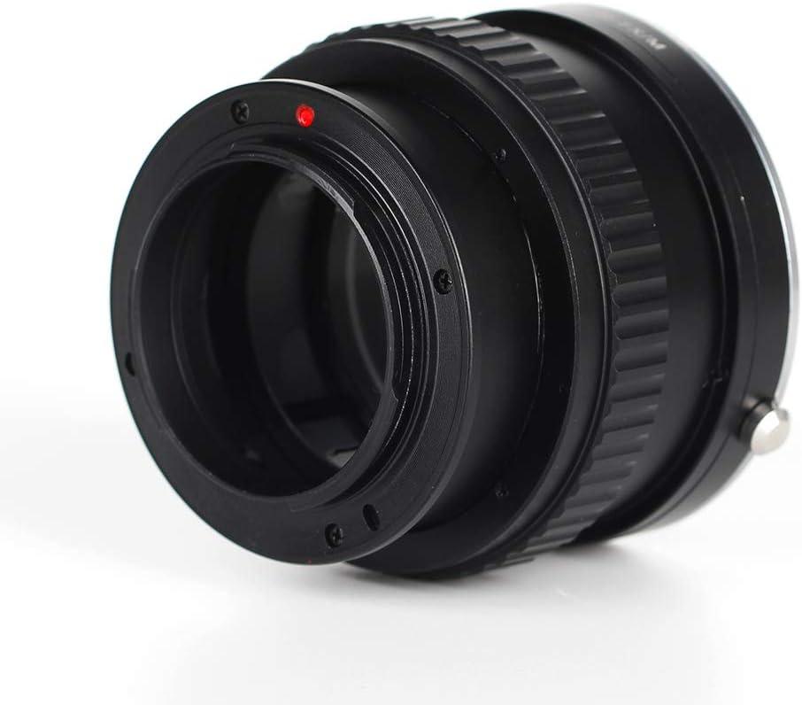 Pixco Adjustable Macro to Infinity Lens Adapter Suit for Leica R to Fujifilm X Camera Fujifilm X-T30 X-T100 X-H1 X-A5 X-E3 X-T20 X-A10 X-A3 X-T2 X-Pro2 X-E2S X-T1 IR X-T10 X-A2 X-T1 X-A1 X-Pro1