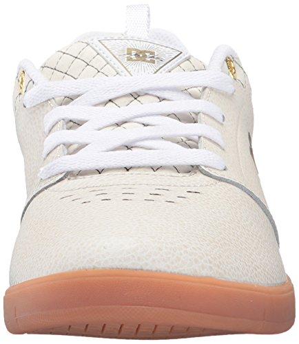 DC Männer Cole Signature SE Skate Schuh Weißes Gold