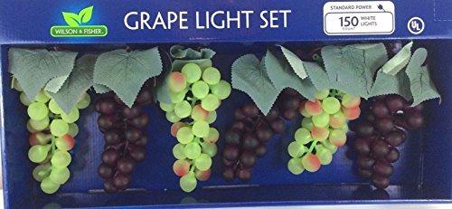 Wilson & Fisher Deluxe Grape Cluster Light Set, ()