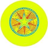 Kyпить Discraft 175 gram Ultra Star Sport Disc, Fluorescent Yellow на Amazon.com