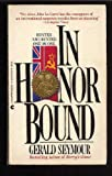 In Honour Bound, Gerald Seymour, 0441370330