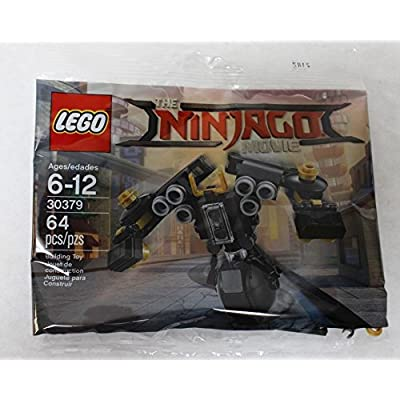 LEGO The Ninjago Movie Quake Mech (30379) Bagged: Toys & Games