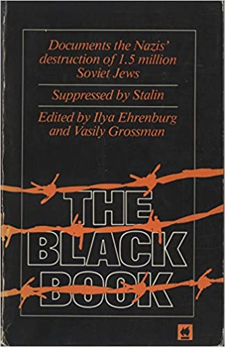The Black Book Documents of the Nazis destruction of l.5