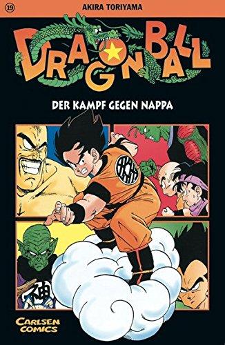 Dragon Ball, Bd.19, Der Kampf gegen Nappa Taschenbuch – 15. Februar 2001 Akira Toriyama Carlsen 355173559X Belletristik