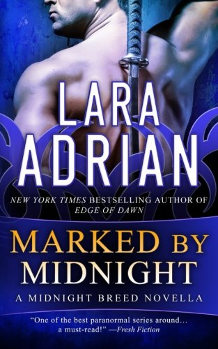 book cover of Marked by Midnight