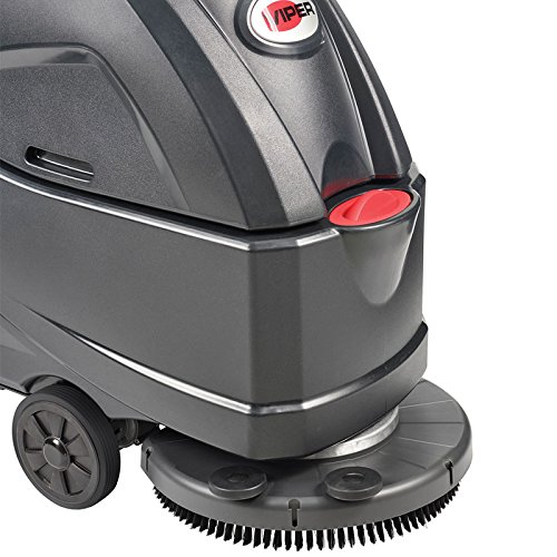 Viper Cleaning Equipment 56384814  AS5160T Walk Behind Automatic Scrubber, 20'' Brush, 16 gal, Traction Drive, 31'' Squeegee, 130 A/H WET Batteries, 10 Amp Charger