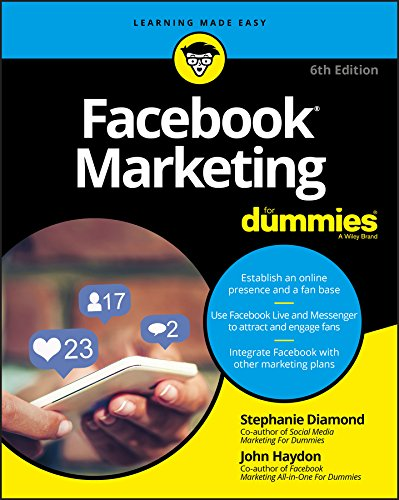 Facebook Marketing For Dummies (English Edition)
