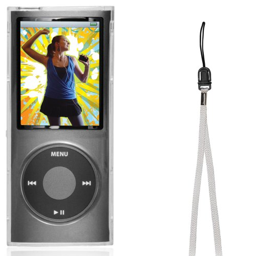 CTA Digital Crystal Case for iPod Nano 4G