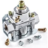 JEGS Performance Products 15912 Fuel Pressure Regulator Gasoline Only
