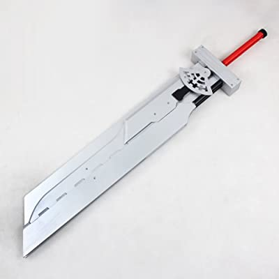 "46"" Final Fantasy 7AC Cloud Strife's Disassembly Sword Cosplay Prop-0256: Toys & Games"
