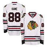 Reebok Patrick Kane Chicago Blackhawks NHL Premier Jersey - White