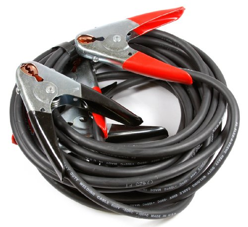 Forney 52878 Battery Jumper Cables, Heavy Duty Number 2, 25-Feet