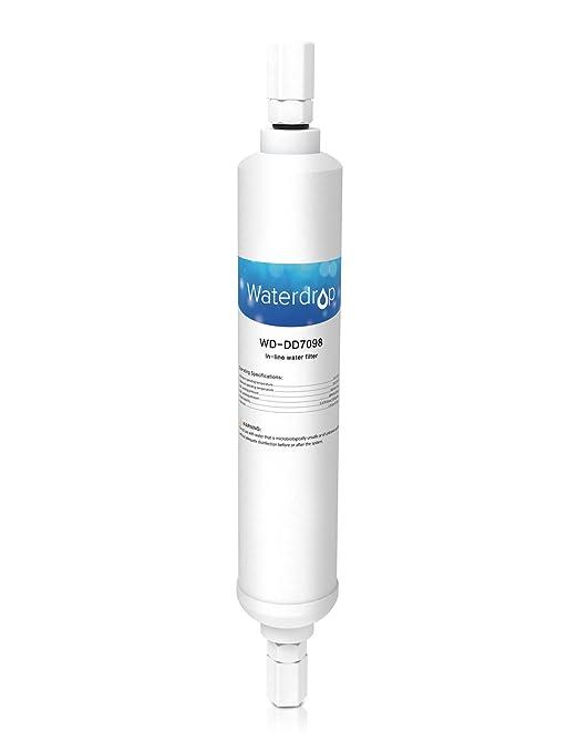 Waterdrop DD7098 cartucho de filtro de agua externo (ajuste a ...