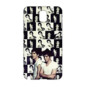 Evil-Store Charming handsome boys 3D Phone Case for Samsung Galaxy Note3