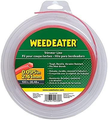 Weed Eater 588938001 - Cuerda para cortacésped (5 Bordes, 0, 095 x ...