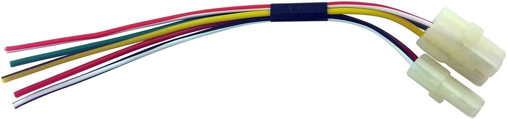 CDI CABLE WIRE HARNESS PLUG For GY6 4 STROKE 50-150CC SCOOTER MOPED GO KART