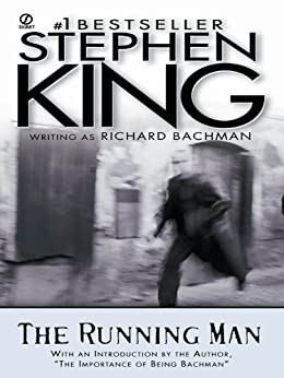 The Running Man by [King, Stephen]
