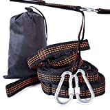 SHENGZ Yoga Swing,SPORTS&OUTDOORS Yoga Hammock Air Antigravity Yoga Swing/Sling/Inversion Mount Exercises Tool