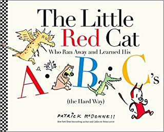Book Cover: The Little Red Cat Who Ran Away and Learned His ABC's