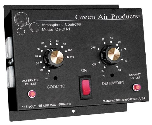 Green Air Products CST-1P Timer by Green Air