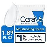 CeraVe Moisturizing Cream | 1.89 Ounce | Travel