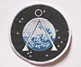"Stargate Star gate SG-1 Project Earth Atlantis U.S.S. Odyssey uniform LOGO sew iron on Patch Badge Embroidery 9x9 cm 3.5"" ST-04"