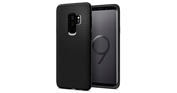 purchase cheap b45f5 23794 Spigen Samsung Galaxy S9 PLUS Liquid Air cover/case - Matte Black S9 ...