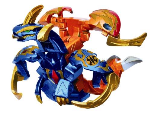 Sega Toys Bakutech Series Bakugan BTC-62 Go Garyu Booster Pack