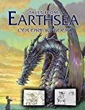 Tales from Earthsea Coloring Book: (a.k.a. Gedo Senki)
