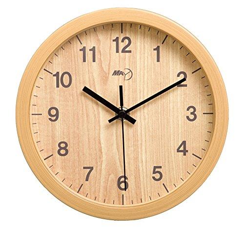 Office Clocks Wooden Wall - 7